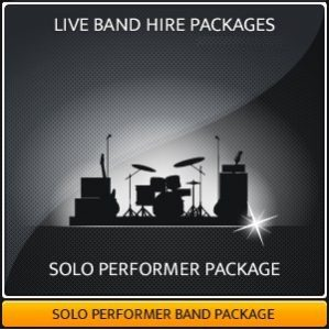 LIVE BAND HIRE PACKAGE