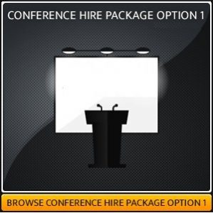 Conference equipment hire equipment in Surrey