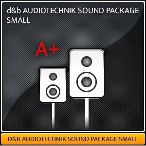 d&b Audiotechnik Q7 Sound System Hire