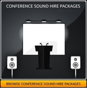 Conference Sound System Equipment