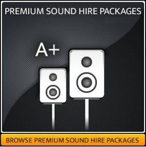 Sound System Hire in Surrey