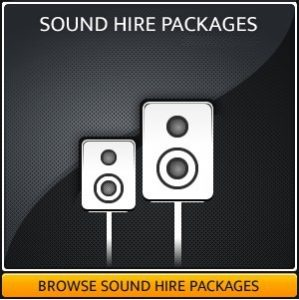 SOUND HIRE PACKAGES