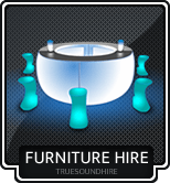 LED Furniture Hire Packages