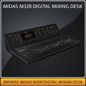 Midas M32R Mixing Desk