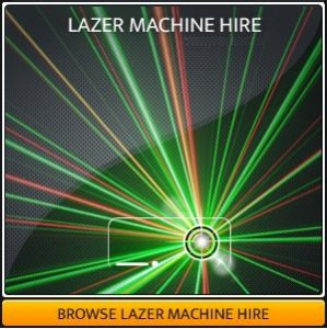 Disco Laser Hire