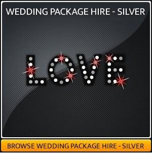 Wedding Lighting Package