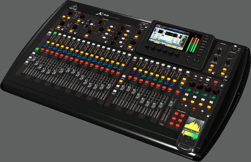 Behringer X32 Hire Hire Behringer X32 Mixing Desk