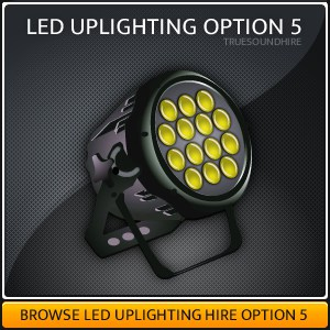 LED Uplighting HIre Packages 5