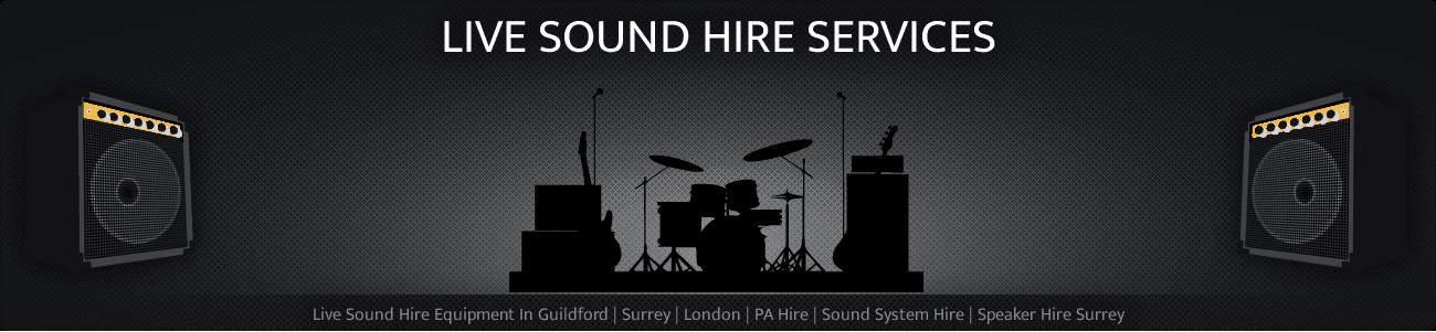 Live Sound Hire Services