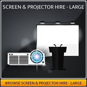 Home Cinema projectors & screen hire in Surrey