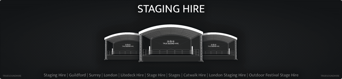Staging Hire | Guildford | Surrey | London | Litedeck Hire | Stage Hire | Stages | Catwalk Hire | London Staging Hire | Outdoor Festival Stage Hire