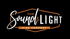The Sound & Light Hire Company Logo